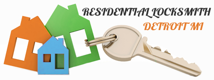 residential locksmith detroit logo